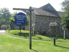 Barn Visitors Center