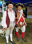 2016 - Colonial Reenactors including Ned Hector