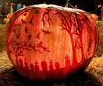 Honorable Mention Best Carving: #30 Joseph, Dione & Claire Suto, Arthur Cordivano
